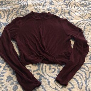Target Cropped Sweater
